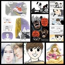 만화콘텐츠(홍보웹툰+만화)제작 실무자 양성과정