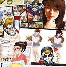 멀티디자이너(출판편집∙만화웹툰∙그래픽디자인) 양성과정